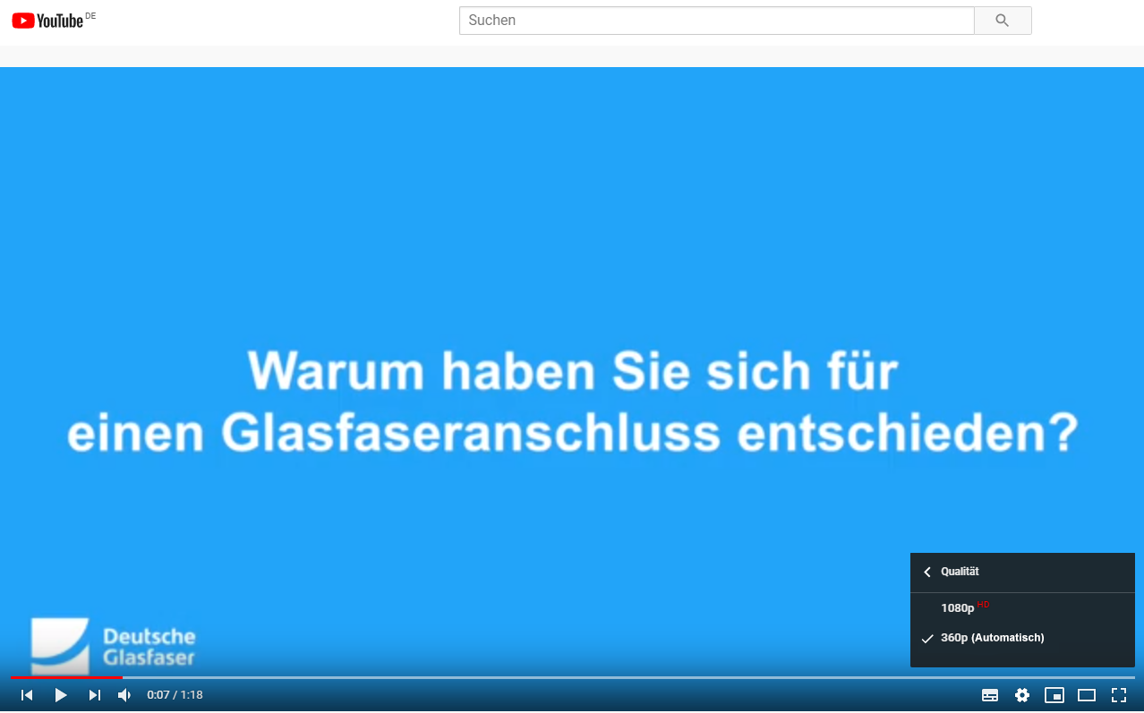 YouTube_Qualitaet